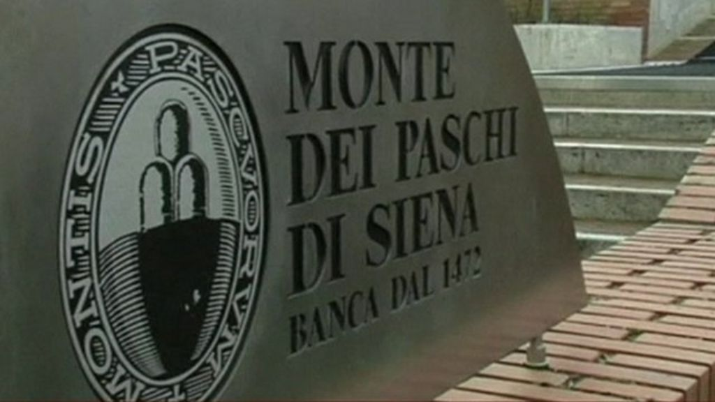 Italys Historic Siena Bank Mps Asks For Another Bailout Bbc News