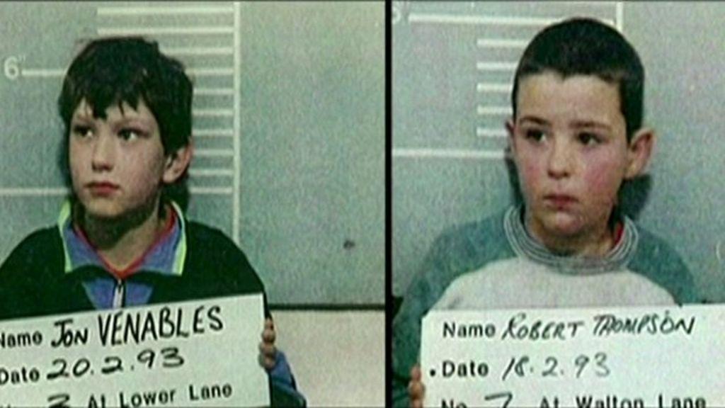 The case of jamie bulger