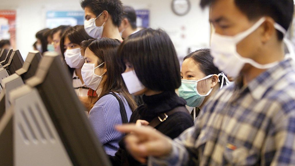 Sars Legacy Still Felt In Hong Kong 10 Years On Bbc News