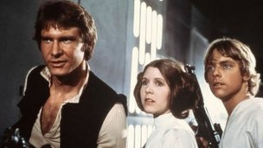 Star Wars George Lucas Hints At Cast Reunion Bbc News