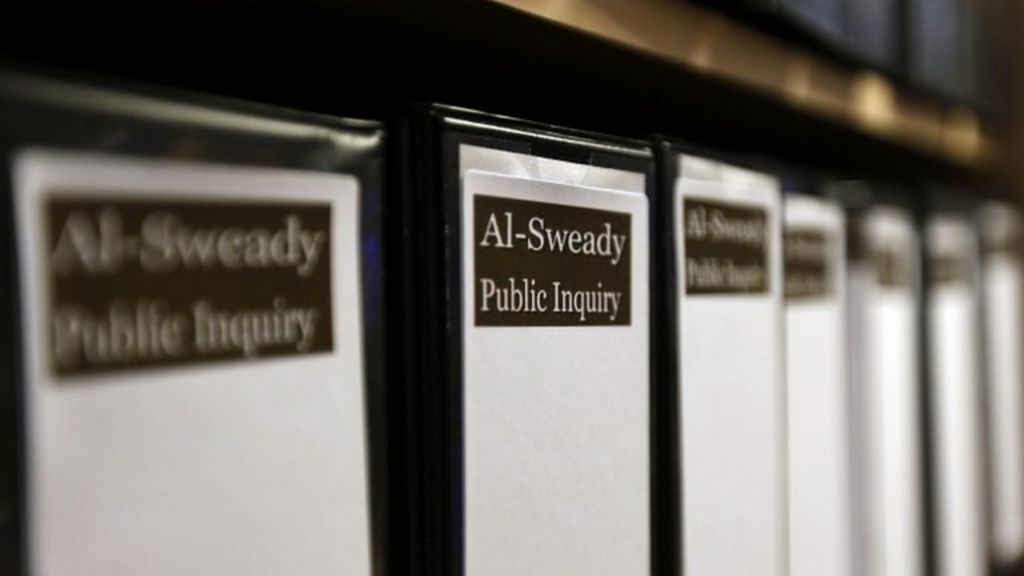 Image result for The Al Sweady inquiry