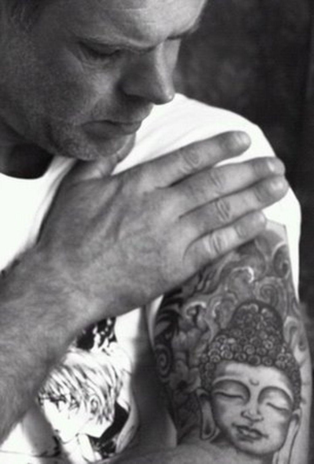 Briton Denies Buddha Tattoo Was Disrespectful Bbc News