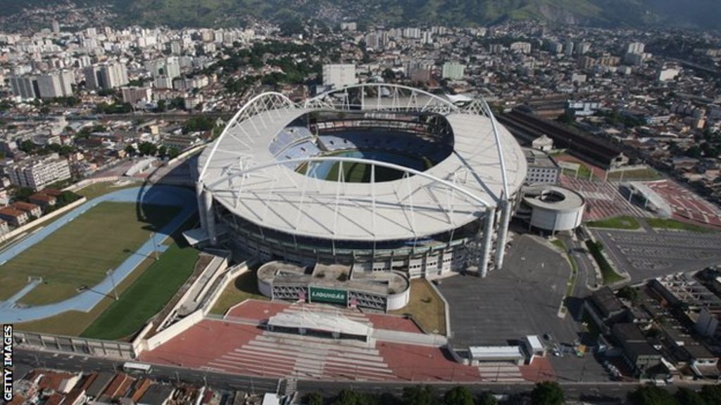 rio olympics 2016 stadium 39 will not be demolished 39 bbc news. Black Bedroom Furniture Sets. Home Design Ideas
