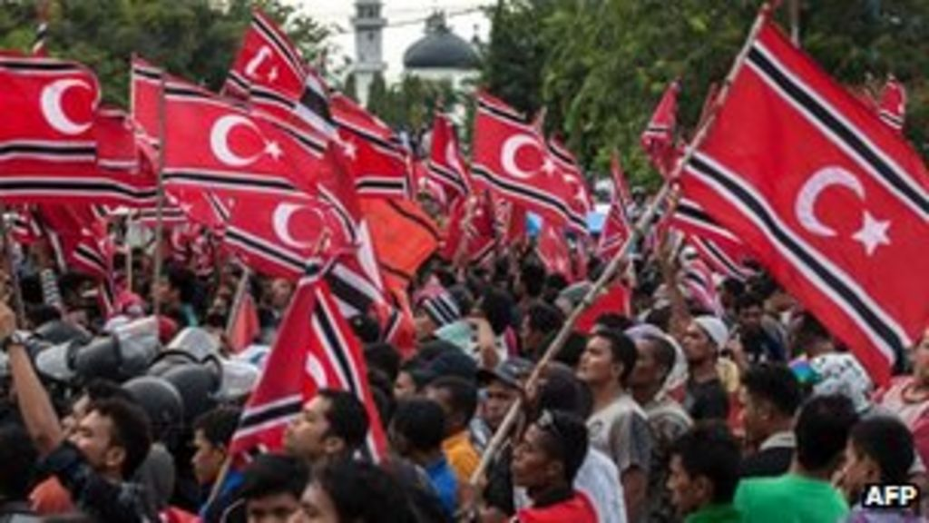 Amnesty Indonesia Failing To Uphold Aceh Peace Terms Bbc News