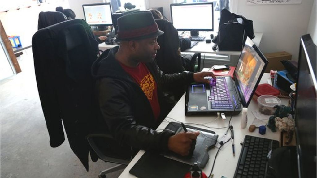 Video Game Designer Seeks More Minority Characters BBC News - Video game designer working conditions