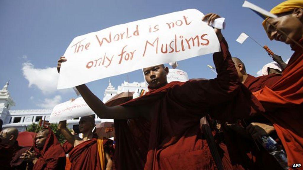 buddhism vs islam