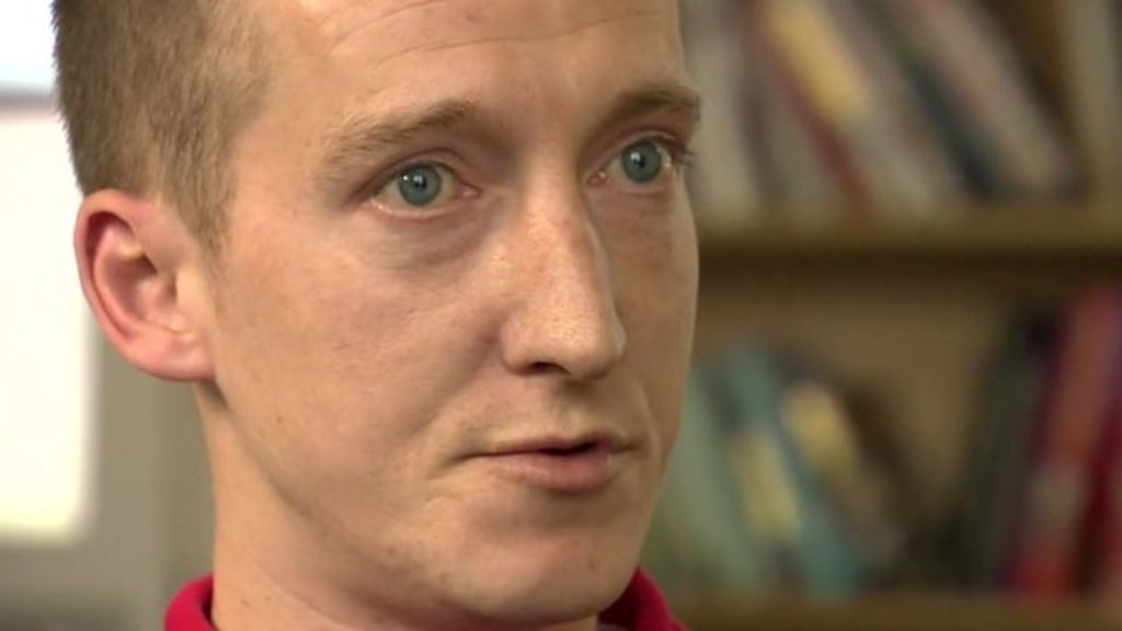 Former addict David: 'Heroin ruined 15 years of my life'