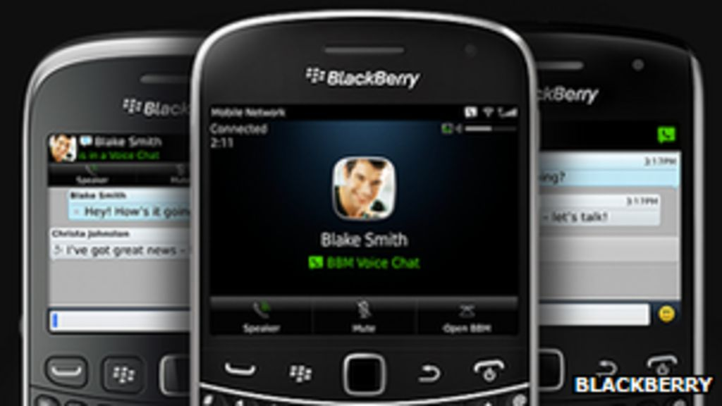 Blackberry expands BBM chat app to Android and iOS - BBC News