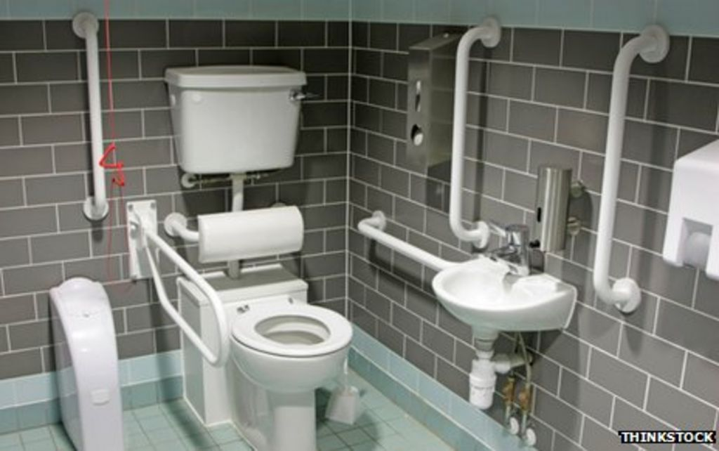 Disabled Toilets What Is A Radar Key Bbc News