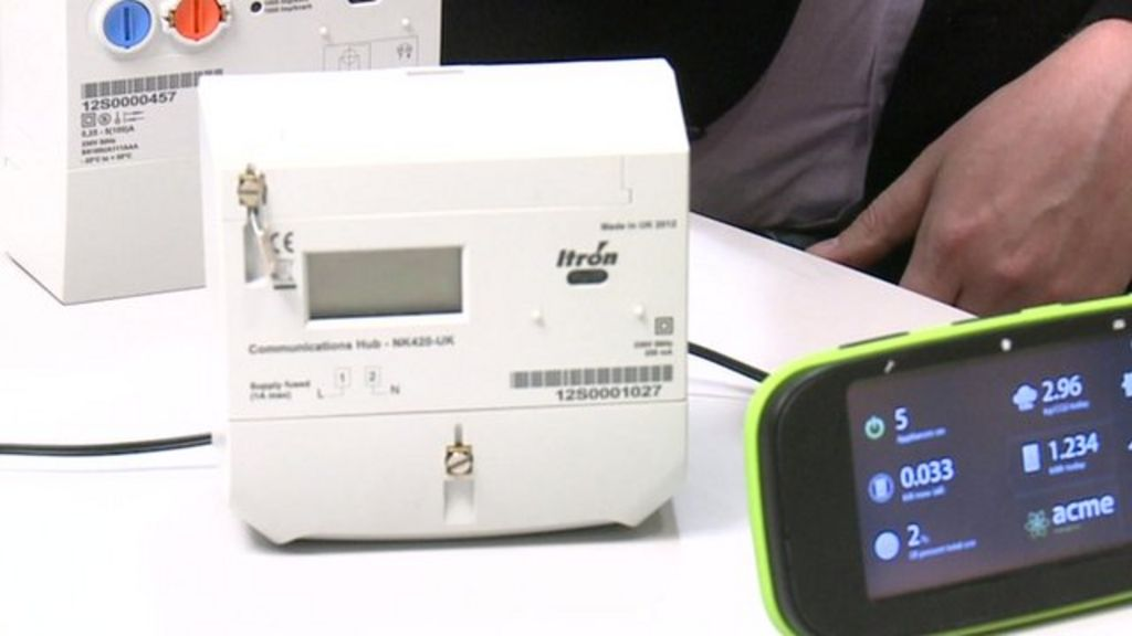 Digital Electric Meter Hacking : Smart meters hacking fear ahead of nationwide roll out