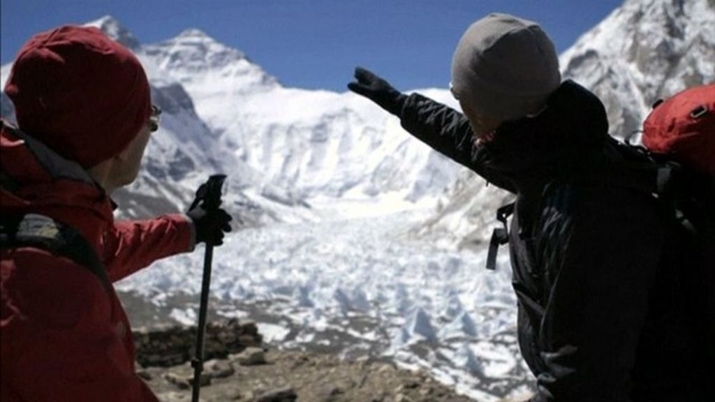 paving the way for edmund hillary to conquer everest