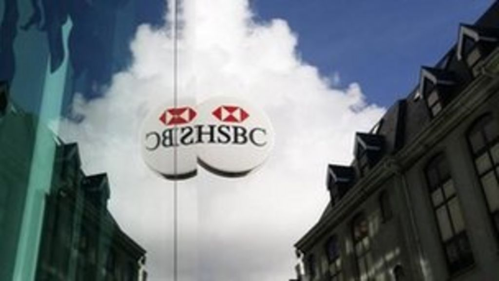 HSBC imposes restrictions on large cash withdrawals - BBC News