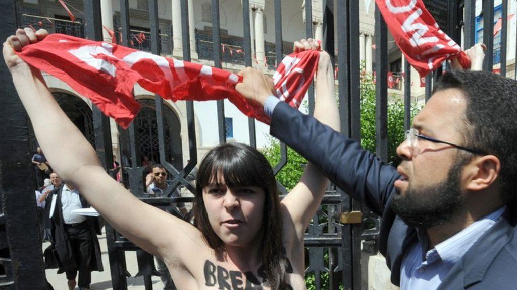 Femei Tunisia.)