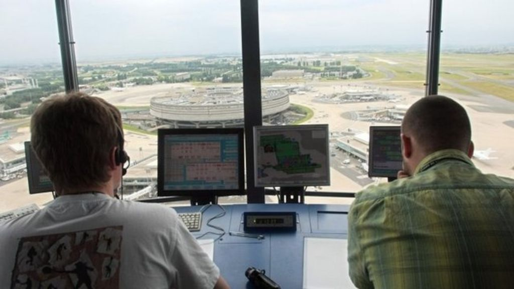 air traffic control history President reagan fired the 11,345 striking air traffic controllers, and banned them from federal service for life 1981 the history of air traffic ontrol.