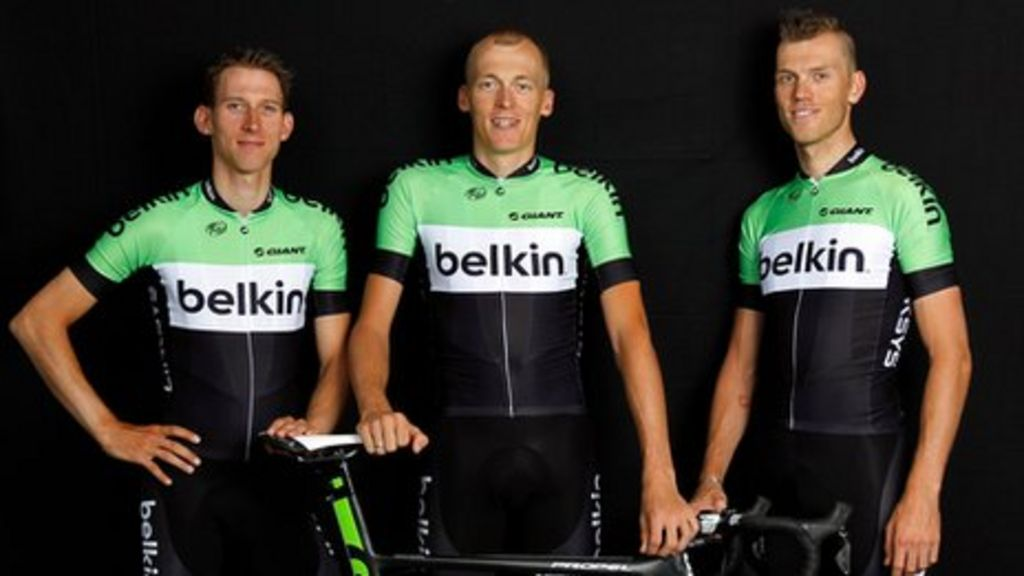 32d5d76d1 Blanco Pro Cycling team to be sponsored by Belkin - BBC News