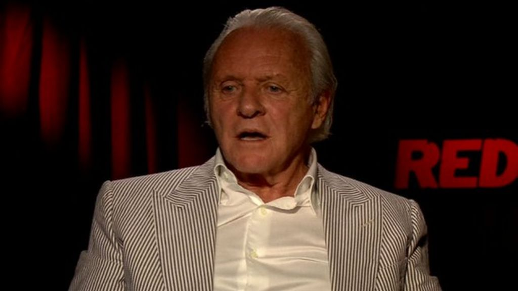 Anthony Hopkins couldn...