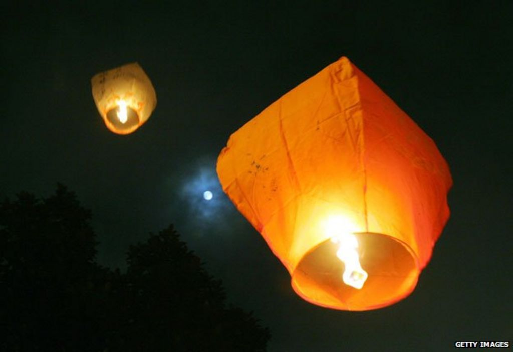 Five problems caused by Chinese lanterns