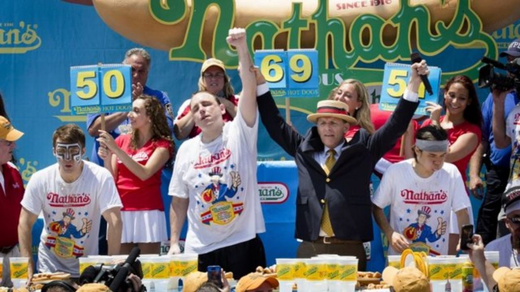 Joey Chestnut I Knew Going In That I Would Win