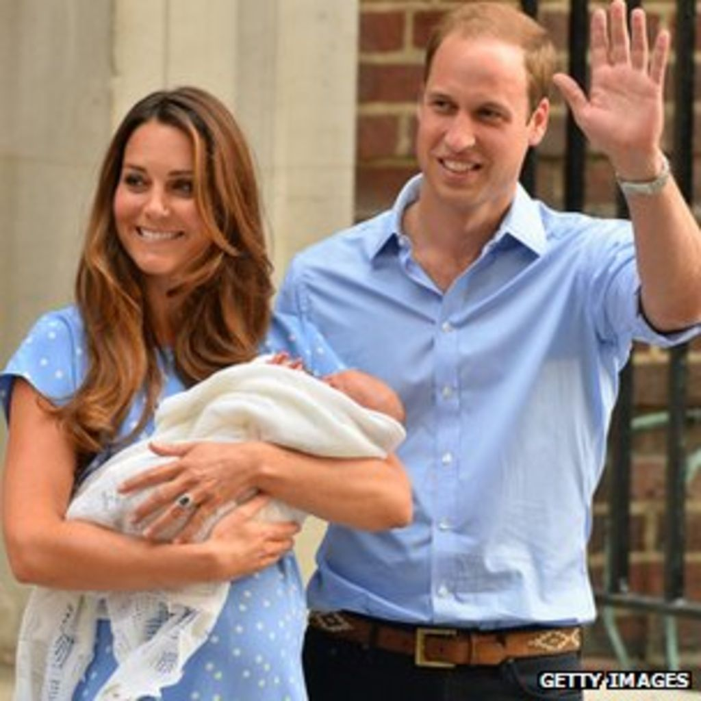 Royal Baby: Cybersquatters Descend On Prince George