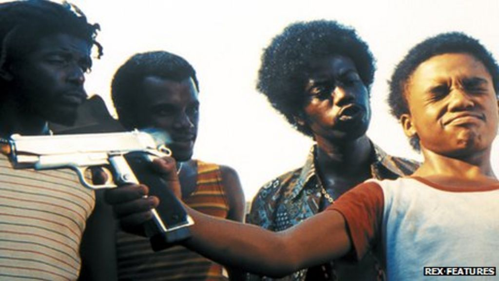 City Of God 10 Years On Bbc News
