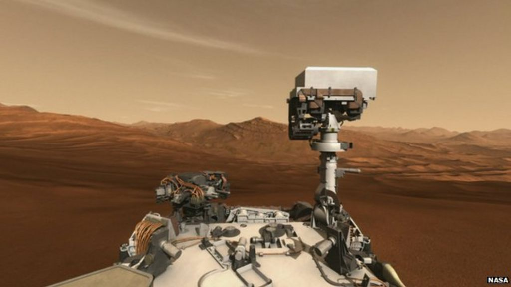 mars opportunity rover bbc - photo #7