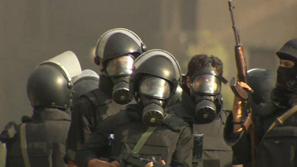Egypt declares national emergency