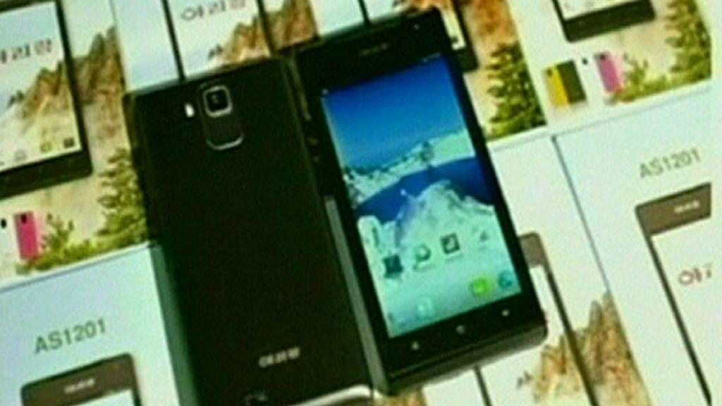 North Korea unveils smartphone - BBC News