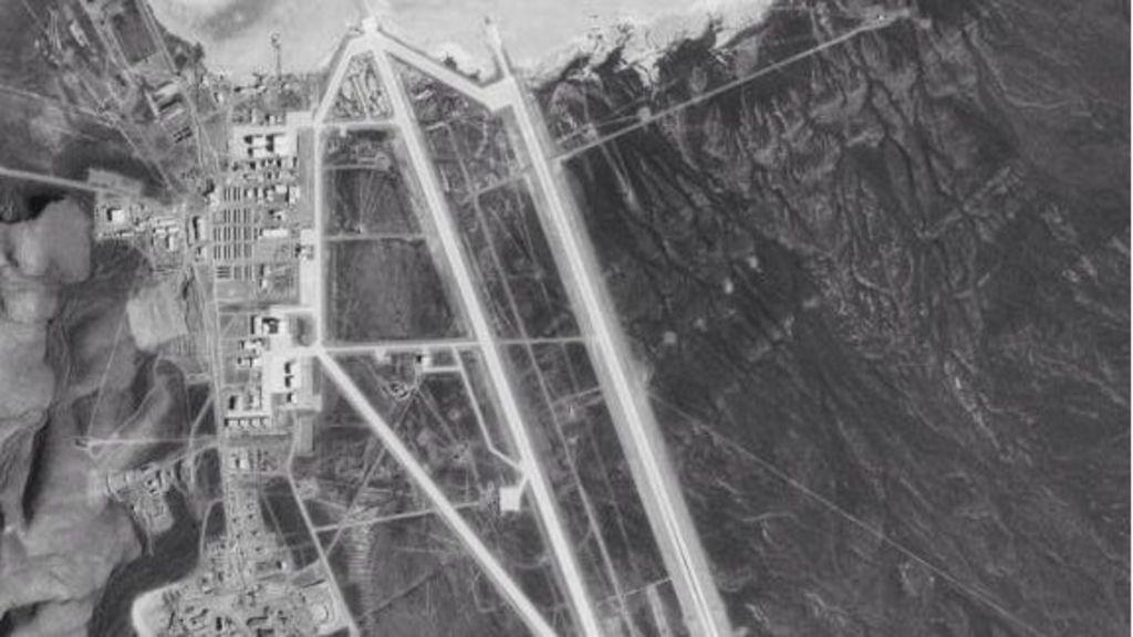 Area 51 'declassified' in U-2 spy plane history - BBC News