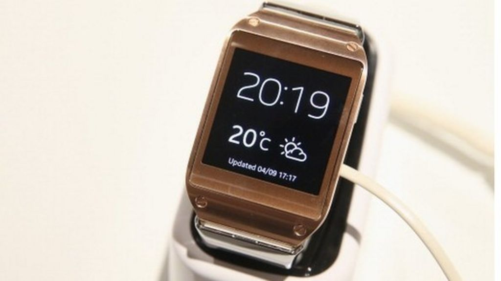 Samsung unveils Galaxy Gear smartwatch accessory