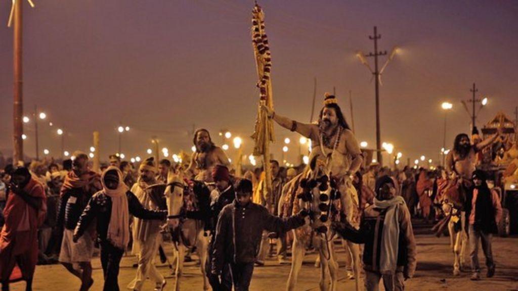kumbh mela documentary makes waves in toronto bbc news