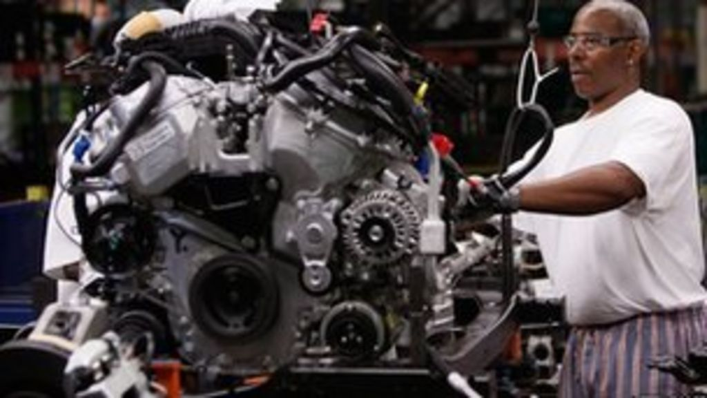 Japanese car parts firms fined by US regulators - BBC News