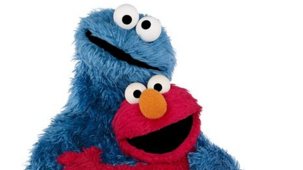 Download Cookie Monster Wallpaper Elmo PNG