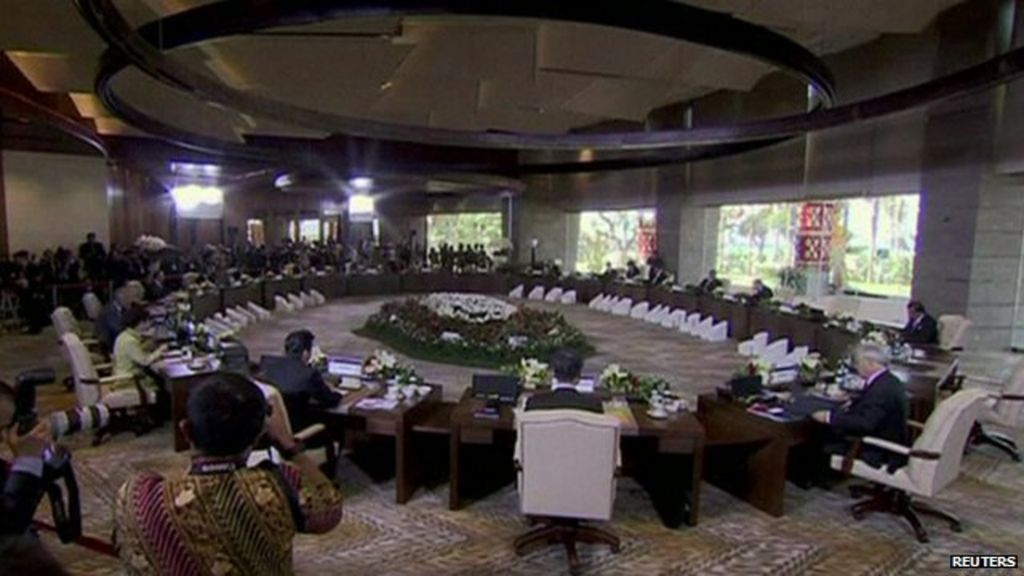 Does Obama's absence at Apec matter?