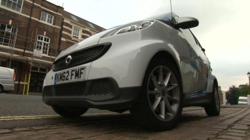 birmingham 39 s car2go share scheme attracts 6 000 members bbc news. Black Bedroom Furniture Sets. Home Design Ideas