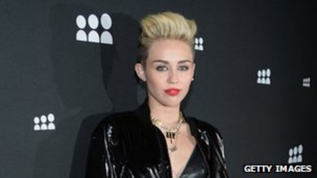 Miley Cyrus Achieves Uk Chart Double Bbc News