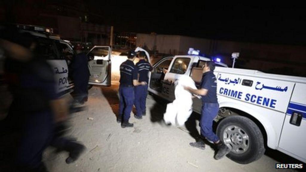 Teenager dies in Bahrain explosion