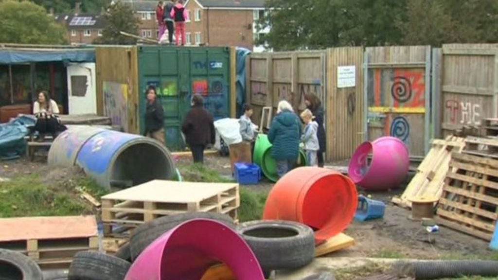 Junk Playground The Land Wrexham Inspires Us Guests