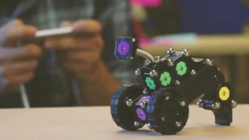 how to build your own robot dog