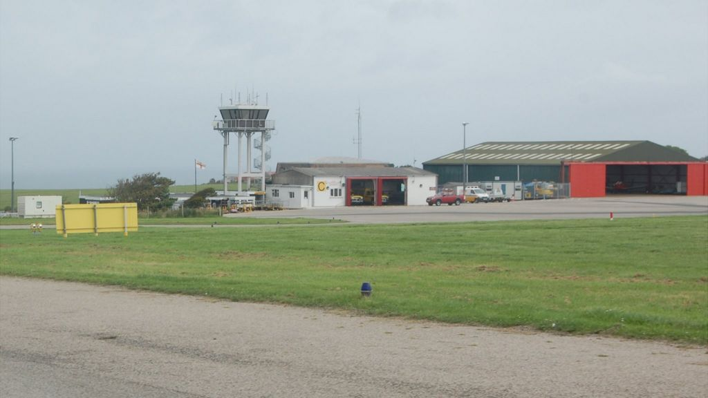 Guernsey States Agrees To Improving Alderney Airport Bbc News