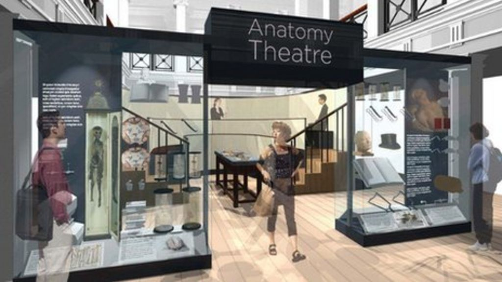 The Royal College Of Surgeons Of Edinburghs Museum To Get 27m
