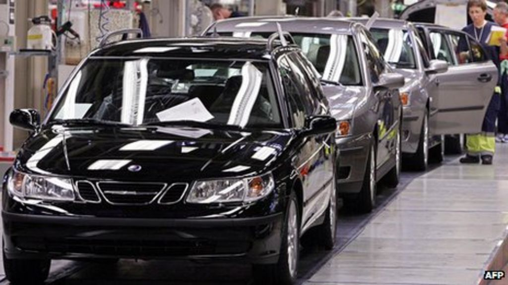 saab to resume making cars in sweden