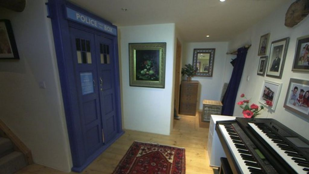 Housing Market: Are Novelty Homes Tough To Sell?   BBC News
