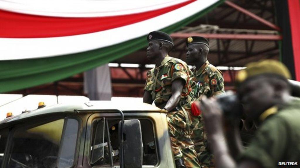latest news on south sudan