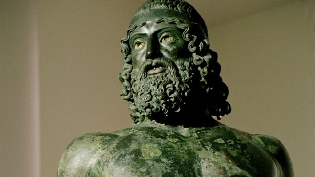 Italy S Abandoned Riace Bronzes Back On Show In Calabria