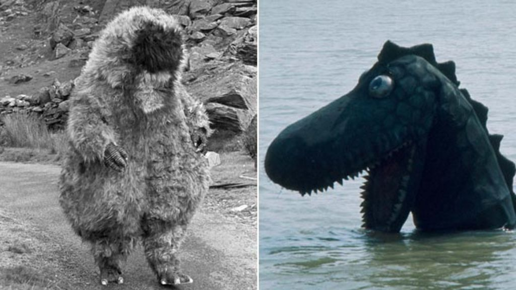 Loch Ness Monster beats Yeti on Wanderlust list - BBC News