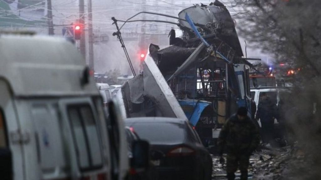 Second suicide bomb hits Russia city