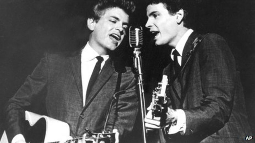 The Everly Brothers: 'That sibling sound' - BBC News