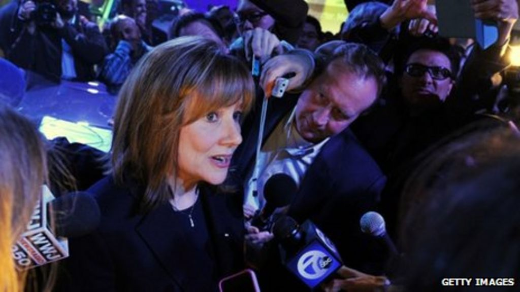 Profile mary barra general motors bbc news for General motors company profile