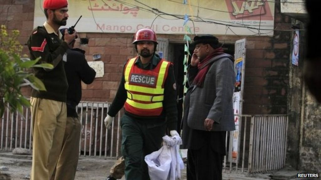 Suicide bomber kills 13 near Pakistan army HQ in Rawalpindi