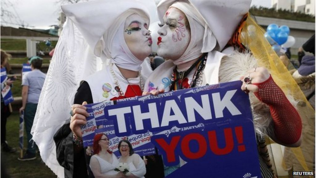 from Issac scotland gay marriage